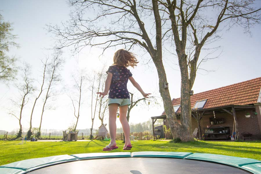 trampolinespringen